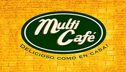 Multi cafe logo